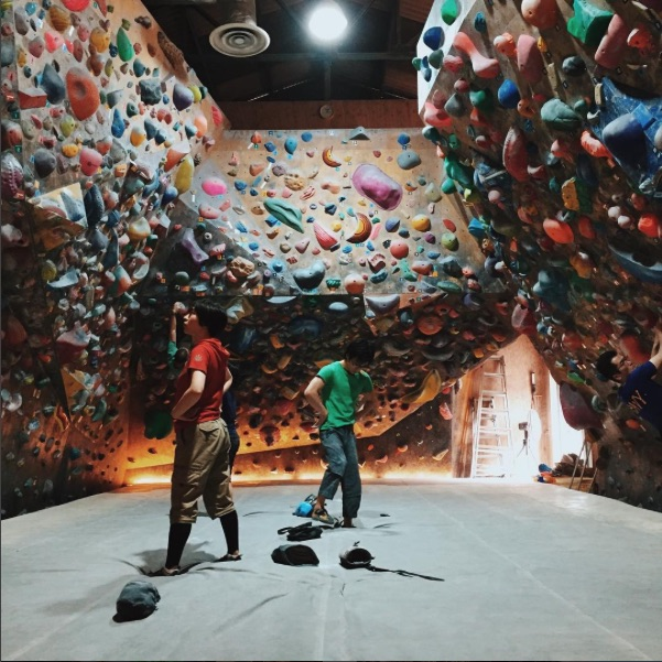 climing